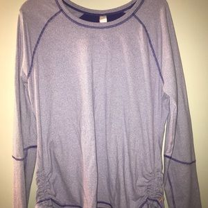 Lucy Long sleeved